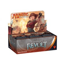 Magic the Gathering: Aether Revolt Display